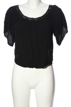 JT WOMAN Kurzarm-Bluse