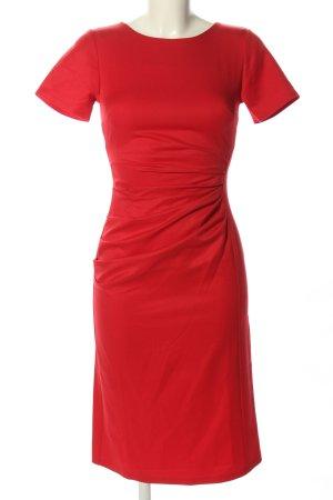 JU Fashion Etuikleid rot Elegant