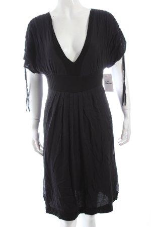 Jucca Cocktailkleid schwarz Elegant