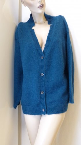 JUCCA Woll Cardigan, Oversize Form, Gr. L