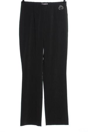 Judith Williams Pantalon de costume noir style d'affaires