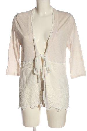 Judith Williams Cardigan pink-creme Casual-Look