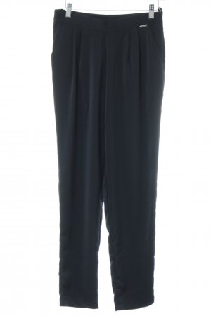 Judith Williams I love Milano Bundfaltenhose schwarz Casual-Look