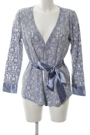 Judith Williams I love Milano Cardigan blau-weiß Elegant