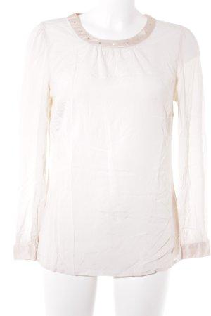 Judith Williams I love Milano Langarm-Bluse rosé Casual-Look