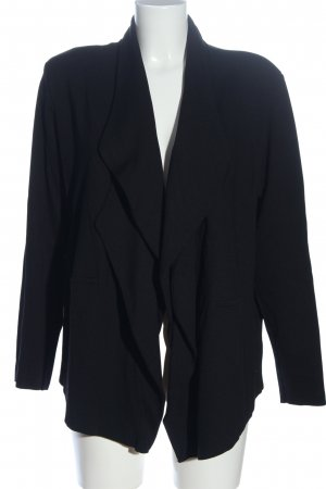 Judith Williams Kurz-Blazer schwarz Casual-Look