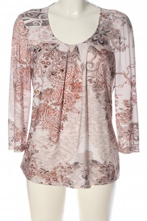 Judith Williams Langarm-Bluse Mustermix Casual-Look
