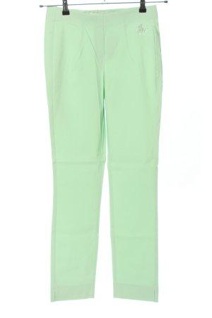Judith Williams Stretchhose grün Casual-Look