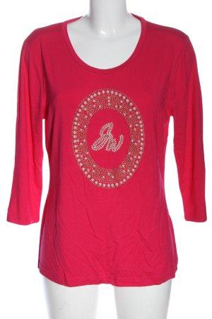 Judith Williams Strickshirt pink Casual-Look