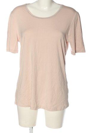 Judith Williams U-Boot-Shirt nude Elegant