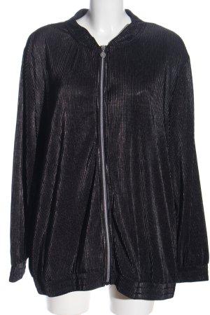 Judith Williams Übergangsjacke schwarz Casual-Look