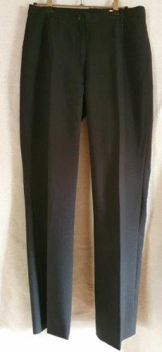 Jürgen Michaelsen Pantalón de vestir negro Poliéster