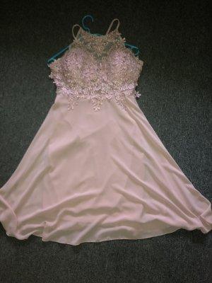 Pink Boom Paris Ball Dress rose-gold-coloured