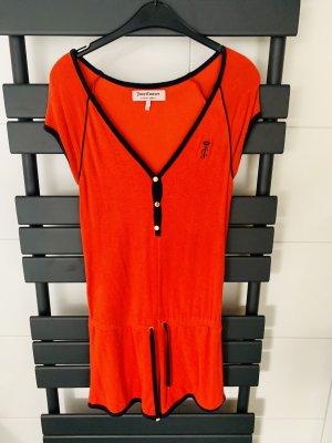 Juicy Couture Mono rojo-negro