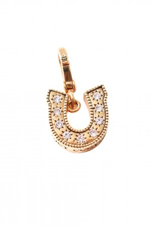 Juicy Couture Pendente oro stile casual