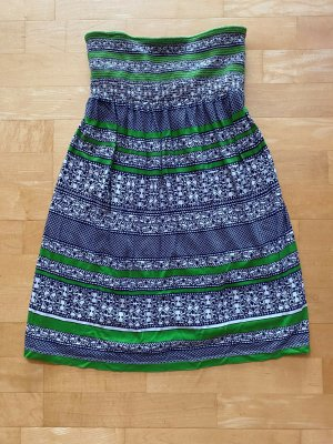Juicy Couture Bandeau Dress multicolored modal fibre
