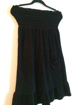 Juicy Couture Robe bandeau noir