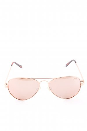 Juicy Couture Glasses pink casual look