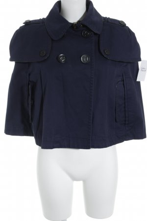 Juicy Couture Cape dunkelblau extravaganter Stil