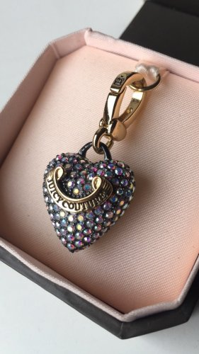 Juicy Couture Charm Anhänger Heart