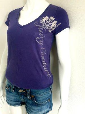 Juicy Couture T-shirt col en V multicolore