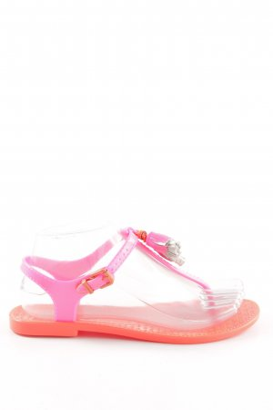 Juicy Couture Dianette Sandals pink casual look