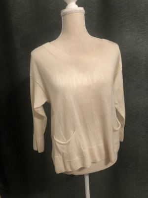 Juicy Couture Oversized Sweater cream-natural white