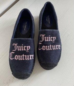 Juicy Couture Espadrille sandalen donkerblauw