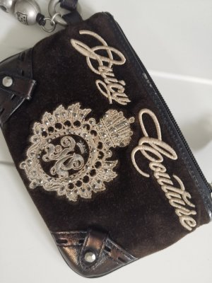 Juicy Couture Enveloptas zwart-zilver