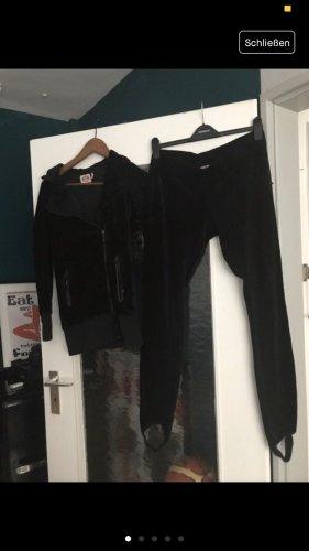 Juicy Couture Jersey twin set zwart