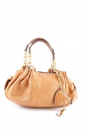 Juicy Couture Handtasche hellbraun Street-Fashion-Look