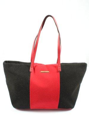 Juicy Couture Henkeltasche schwarz-rot Elegant