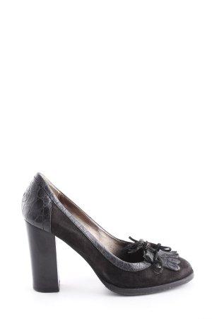 Juicy Couture High Heels schwarz Casual-Look
