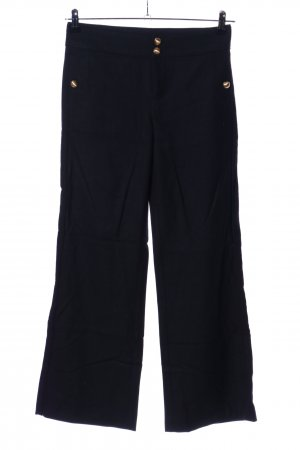Juicy Couture High-Waist Hose schwarz Casual-Look