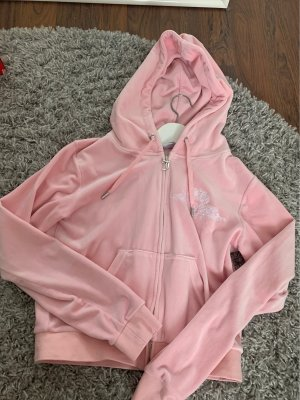 Juicy Couture Sweat Jacket pink-light pink