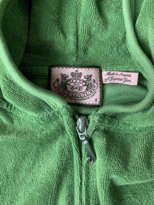 Juicy Couture Jack met capuchon groen