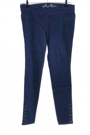 Juicy Couture Jeggings blu stile casual