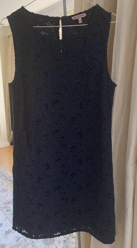 Juicy Couture Robe en dentelle bleu foncé