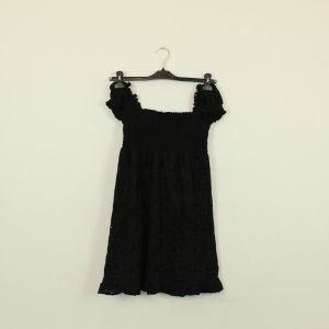 Juicy Couture Mini vestido negro Algodón