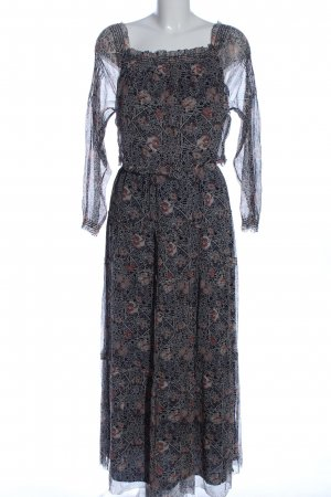 Juicy Couture Longsleeve Dress abstract pattern elegant
