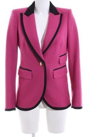 Juicy Couture Blazer long rose-noir style décontracté
