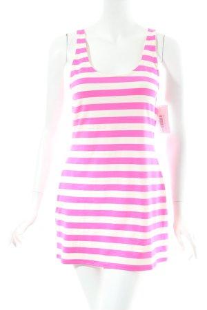 Juicy Couture Top long blanc cassé-rose style décontracté
