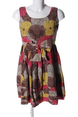Juicy Couture Minikleid Blumenmuster Casual-Look