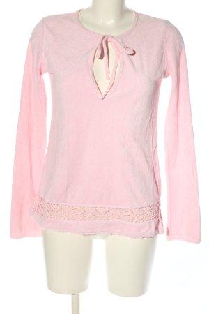 Juicy Couture Blouse à enfiler rose style décontracté