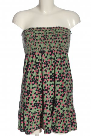 Juicy Couture Off-The-Shoulder Dress allover print casual look