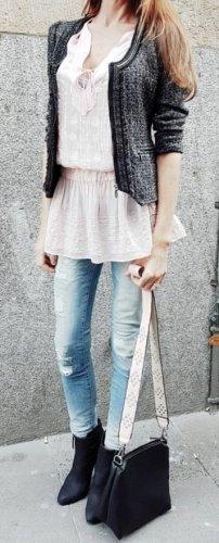 juicy couture seiden kleid tunika top bluse boho