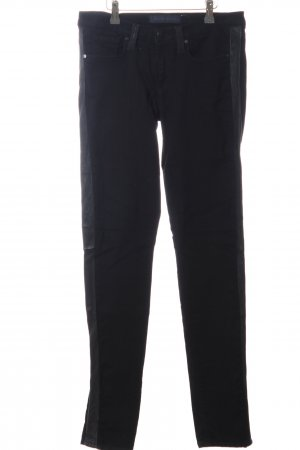 Juicy Couture Skinny Jeans schwarz Casual-Look