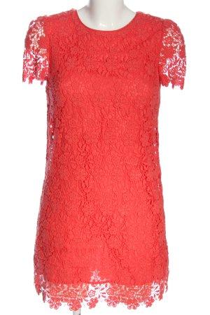 Juicy Couture Spitzenkleid pink Casual-Look