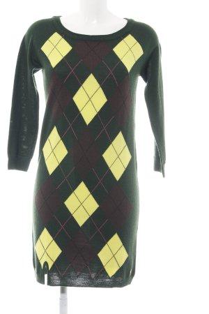 Juicy Couture Robe en maille tricotées motif graphique style décontracté