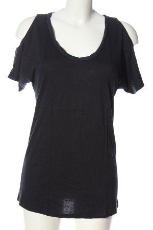 Juicy Couture T-shirts en mailles tricotées noir style décontracté